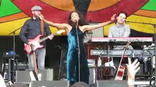Corinne Bailey Rae Jazz Fest 2017