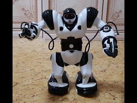 Радиоуправляемый робот на ИК-управлении Jia Qi Roboactor - TT313