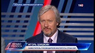 Украина: американская мечта. Право голоса