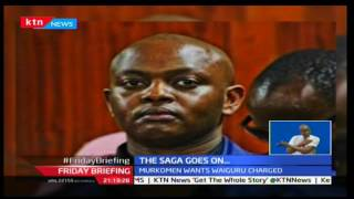 Friday Briefing: Kipchumba Morken wants Anne Waiguru charged in court after his law firm is question
