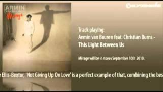 Armin van Buuren feat. Christian Burns - This Light Between Us