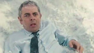 Snow Problem   Funny Clip   Johnny English Reborn   Mr Bean Official
