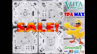 Vita Spas Immediate Delivery