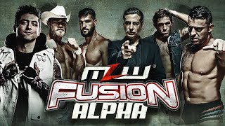 MLW Fusion: Alpha Live Ongoing Coverage