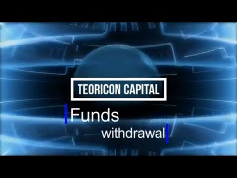 TeoriconCapital! Funds withdrawal! Earn on affiliates and investments!