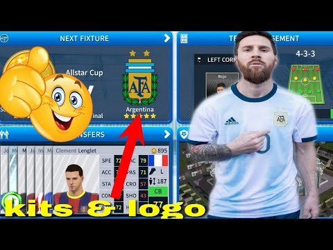 Download How To Change All Team Logos In Dream League Soccer 2019