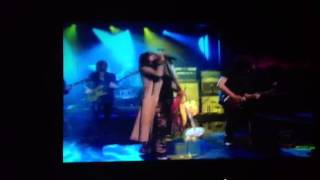 Lover A Lot on Aerosmith live on  Letterman