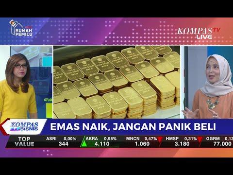 Cara dan Saat yang Tepat untuk Investasi Emas Agar Menguntungkan