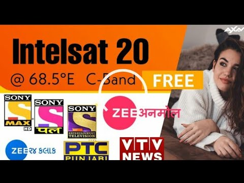 Download Intelsat 20 68 5 E Full Setting And Channel List Video 3GP