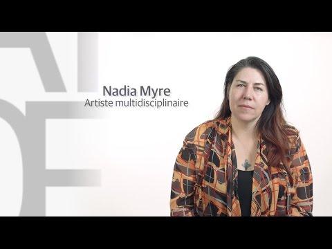Un artiste, une œuvre | Nadia Myre