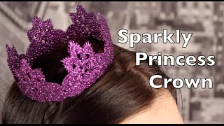 DIY Tutorial On How To Make A Crown