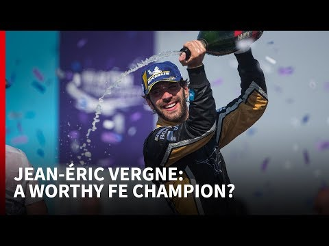 Image: WATCH: Formula E season review - Vergne a worthy champion?