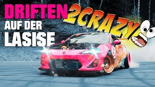 JP Performance - Drifting on the LaSiSe! | Toyota GT 86