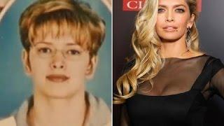 Звезды раньше и сейчас, до и после))