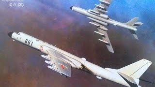 China flew nuclear capable bombers around Taiwan before Trump call
