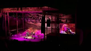 """The Head And The Heart """"I Found Out"""" 71719 Red Rocks Amphitheatre   Morrison, CO"""