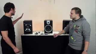 Elevator Vlog - Folge 07: Monitorcheck mit Pioneer S-DJ08, Reloop Wave 8 und Yamaha HS 80 M