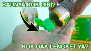 Obat Gosok untuk Sakit Pinggang - Pinggang Kecetit - Pinggang Kaku - MINYAK SAPU JAGAT - Minyak Balur - Minyak Urut