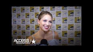Melissa Benoist On Tyler Hoechlin & Lynda Carter Coming To 'Supergirl'
