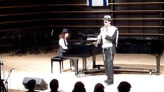Klezmer Clarinet - Eric Abramovitz