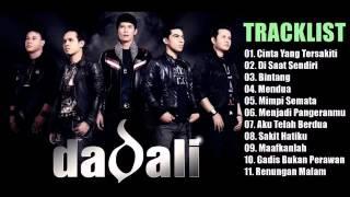 DADALI Full Album  2015 - 2017 Terpopuler (POP INDONESIA)