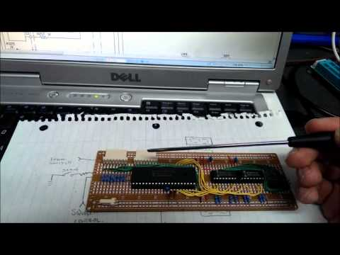 Scanning Mod for Galaxy DX 959 / 949 / Cobra / Uniden CB radio. Work in progress.