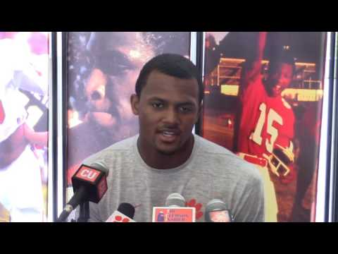 TigerNet.com - Deshaun Watson on Louisville game: