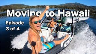 MOVING TO HAWAII - Episode 3 - 6 Weeks in Washington!