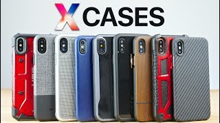 Best IPhone X Cases!