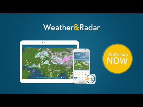 Weather & Radar – The Best App For The Weather In India