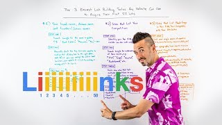 The 3 Easiest Link Building Tactics Any Website Can Use to Acquire Their First 50 Links - WBF