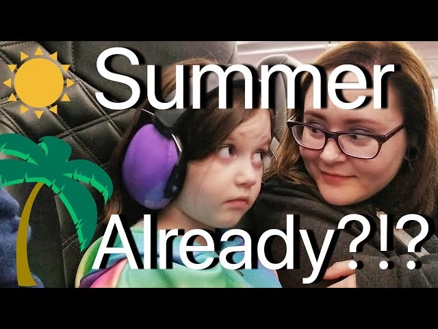 Winter To Summer In A Day - Traveling With Our Autistic Daughter