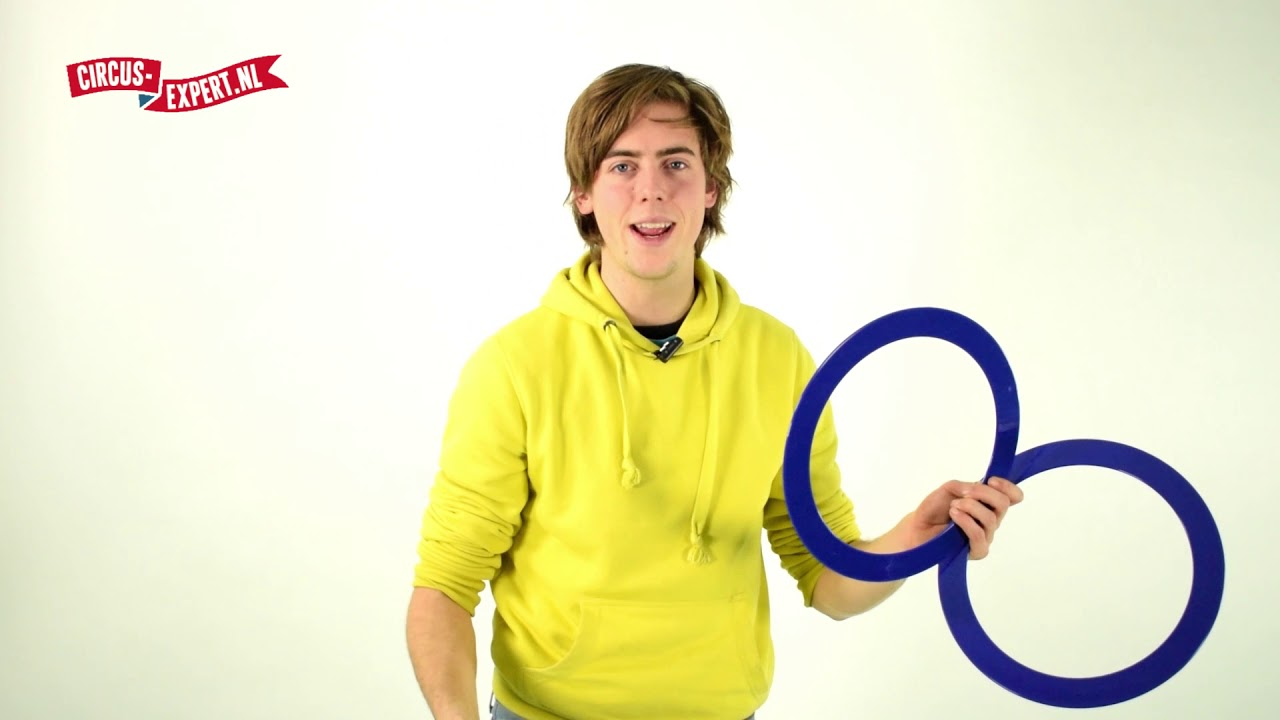product video Mr. Babache jongleerring standaard 32 cm