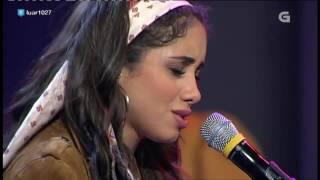Eva Ruíz Canta 'Qué Has Hecho Con Mi Vida'   LUAR