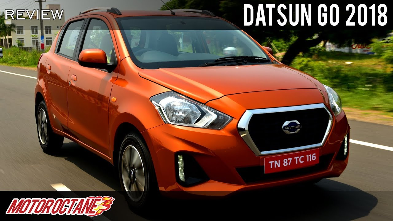 Motoroctane Youtube Video - Datsun Go 2018 Review | Tiago competition | Hindi | MotorOctane