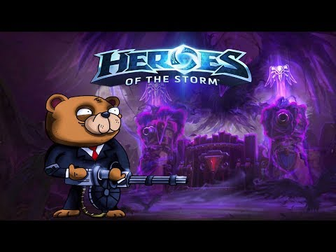 Heroes of the Storm - ⚔Blizzardí MOBA⚔
