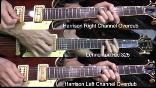 Beatles - She's A Woman Guitar Secrets - No Vocals