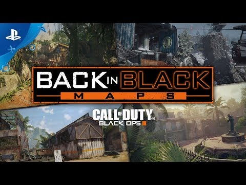 Call of Duty: Black Ops III – E3 2018 Back in Black Maps Trailer | PS4