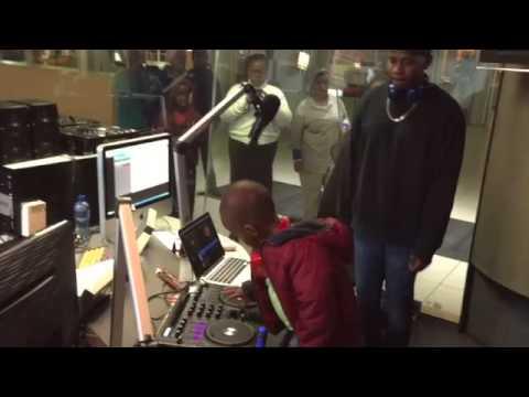 Dj Arch Jnr Live on Metro FM (3yrs) Djay Pro