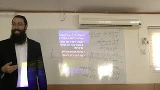 """קורס רטוריקה שיעור 3- הרב גבריאל אלקובי שליט""""א."""