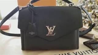 0d2aba4b228d Louis Vuitton MyLockMe BB  unboxing and review!! 🖤 Lara s Purse LV ...