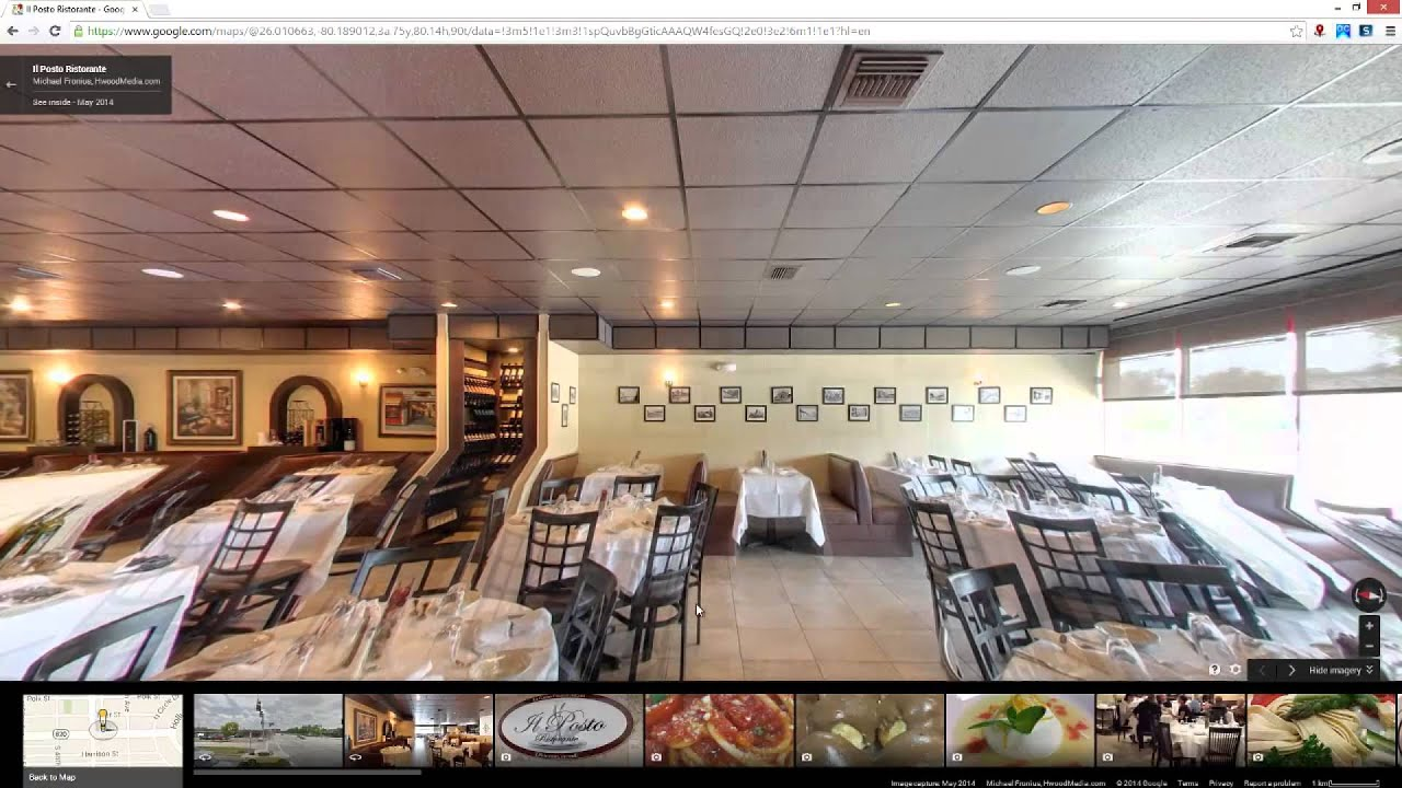 Google Business View Video Sample