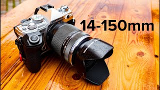 Olympus 14-150mm f/4.0-5.6 II Review - The BEST Travel Lens for m4/3?