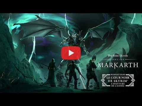 Trailer de gameplay du DLC Markath de The Elder Scrolls Online