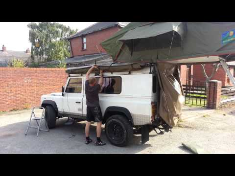 Apb trading ltd - eezi awn series 3 roof tent (part 2)