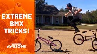 videos de risa fases extremas en la bicicleta