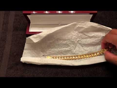 Daniel Jewelry Review – 13mm Custom Made Miami Cuban Link Bracelet