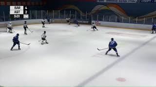 МЛК «JASTAR» Обзор матча МХК «Барыс» - МХК «Актобе»