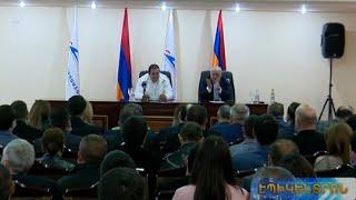 Գ.Ծառուկյանի նախագահությամբ տեղի է ունեցել ԲՀԿ քաղաքական խորհրդի նիստ