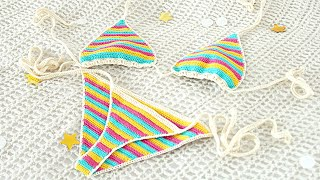 CROCHET BIKINI PATTERN/HOW TO CROCHET BIKINI/ CROCHET SWIMSUIT/CROCHET BIKINI FOR BEGINNERS